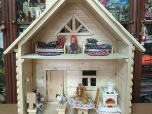 Новая мебель в ваш куколный дом. Ярмарка Мастеров - ручная работа, handmade.