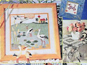 Журнал Лена рукоделие №6-2001 г. Ярмарка Мастеров - ручная работа, handmade.