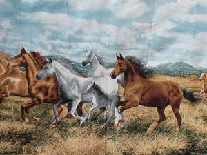 Бог создал лошадь из ветра и солнечного света. Ярмарка Мастеров - ручная работа, handmade.