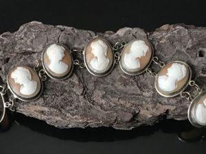 Камеи в украшениях. Ярмарка Мастеров - ручная работа, handmade.