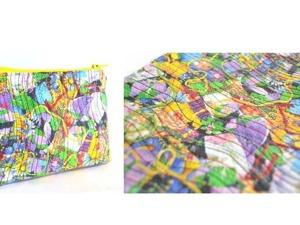 Лоскутная ткань своими руками из обрезков. Ярмарка Мастеров - ручная работа, handmade.