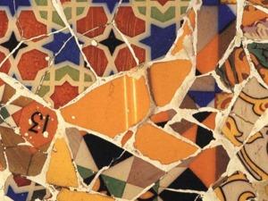 Тренкадис  — необычная техника «ломаной» мозаики. Ярмарка Мастеров - ручная работа, handmade.