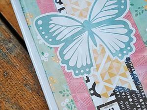 Как сделать обложку на паспорт с применением косой бейки. Ярмарка Мастеров - ручная работа, handmade.