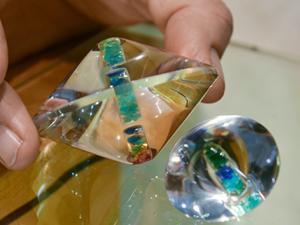 Гипнотизирующая оптика «Колеса света». Ярмарка Мастеров - ручная работа, handmade.