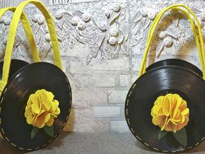 Создаем креативную сумку из необычных материалов. Ярмарка Мастеров - ручная работа, handmade.