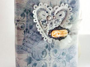 Фотоальбом свадебный  «Вместе навсегда». Ярмарка Мастеров - ручная работа, handmade.