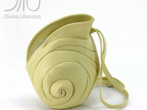 Акция  «рюкзак Улитка». Ярмарка Мастеров - ручная работа, handmade.