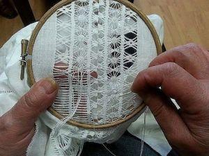 Нeзаслуженно забытые мережки. Ярмарка Мастеров - ручная работа, handmade.