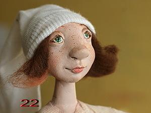 Кукла. Руки, ноги, туловище. Часть 2.. Ярмарка Мастеров - ручная работа, handmade.