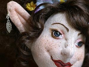 Аппетитная фигура текстильной куклы: рецепт Елены Маховой. Ярмарка Мастеров - ручная работа, handmade.