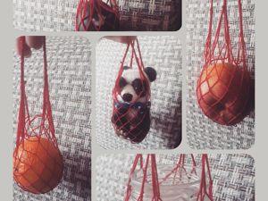 У меня есть подарочек для вас (мини авоська). Ярмарка Мастеров - ручная работа, handmade.