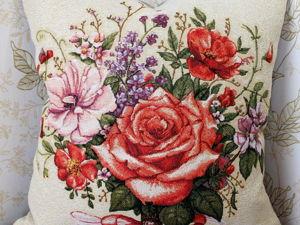 Наши уютные чехлы с цветами. Ярмарка Мастеров - ручная работа, handmade.