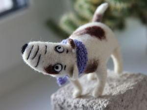 Новая собачка в магазине!. Ярмарка Мастеров - ручная работа, handmade.
