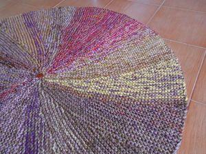 Осталось 4 дня скидки в 40% на все коврики. Ярмарка Мастеров - ручная работа, handmade.