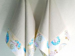 Скидки на льняные полотенца. Ярмарка Мастеров - ручная работа, handmade.