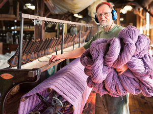 Textile Industry Through the Eyes of a Photographer: 35 Mesmerizing Shots. Livemaster - handmade