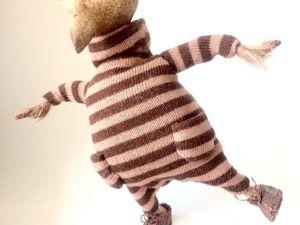 Мои куклы учатся танцевать. Ярмарка Мастеров - ручная работа, handmade.