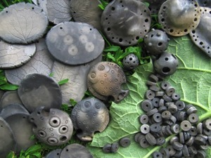 Алхимия в костре: восстановительный обжиг глиняных изделий. Ярмарка Мастеров - ручная работа, handmade.