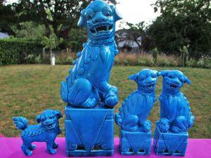 Вас защитят от несчастий Собаки Фу!. Ярмарка Мастеров - ручная работа, handmade.