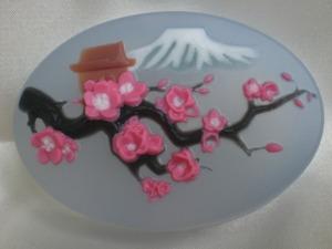 Варим мыло «Сакура». Ярмарка Мастеров - ручная работа, handmade.