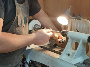 Ручки ручной работы из дерева. Токарная обработка. Ярмарка Мастеров - ручная работа, handmade.