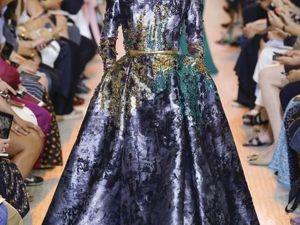 Неземные создания: Elie Saab Fall 2018/19 Couture Collection. Ярмарка Мастеров - ручная работа, handmade.