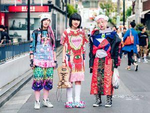 Street-style по-японски. Ярмарка Мастеров - ручная работа, handmade.