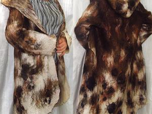 Видео пальто  «Пони». Ярмарка Мастеров - ручная работа, handmade.