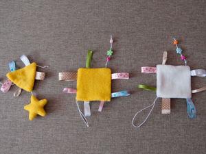 Шьем шуршалки для малышей своими руками. Ярмарка Мастеров - ручная работа, handmade.