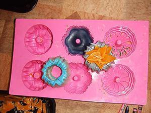 Свечки в духовке своими руками. Ярмарка Мастеров - ручная работа, handmade.