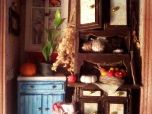 Видеоурок: как сделать из картона миниатюрную мебель для румбокса. Часть 1. Ярмарка Мастеров - ручная работа, handmade.