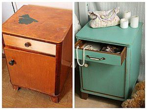 How to Save a Bedside Table with Your Own Hands. Livemaster - handmade