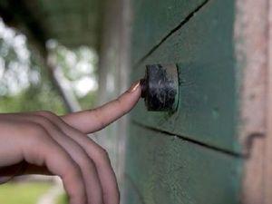 Почему порча любит звонить в дверь. Ярмарка Мастеров - ручная работа, handmade.
