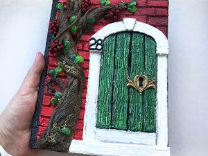 DIY Декор блокнота / Простая идея из картона. Ярмарка Мастеров - ручная работа, handmade.