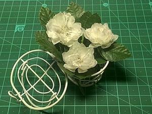 Мастер-класс по изготовлению цветка с тычинками из кальки. Ярмарка Мастеров - ручная работа, handmade.