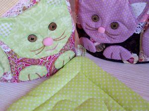 Котики улыбаются!. Ярмарка Мастеров - ручная работа, handmade.