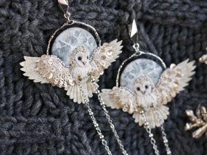 Анонс новых украшений — Лунная соната. Ярмарка Мастеров - ручная работа, handmade.