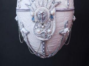 Сумочка, клатч Яйцо Дракона. Ярмарка Мастеров - ручная работа, handmade.
