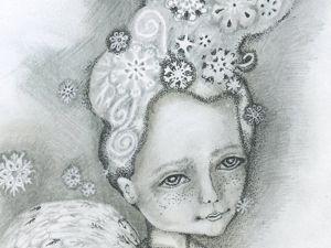 Ангел со свечёй. Ярмарка Мастеров - ручная работа, handmade.