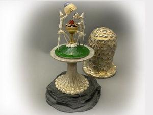 Пасхальный гриб от Кристофера Лоуренса. Ярмарка Мастеров - ручная работа, handmade.