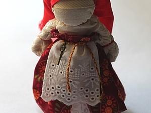Народная кукла по мотивам Тульской Барыни. Ярмарка Мастеров - ручная работа, handmade.