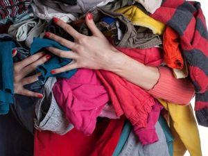 Новая жизнь старой одежды. Ярмарка Мастеров - ручная работа, handmade.