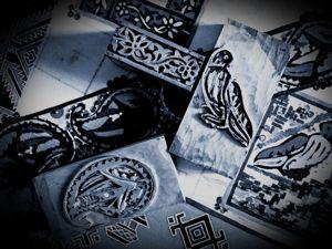 Роспись батика: даем новую жизнь!. Ярмарка Мастеров - ручная работа, handmade.