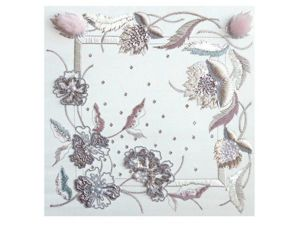 A Pattern of Lesage Embroidery School. Floral Elegance. Livemaster - handmade