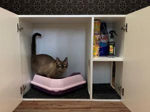 Как я избавился от вида кошачьего туалета. Ярмарка Мастеров - ручная работа, handmade.