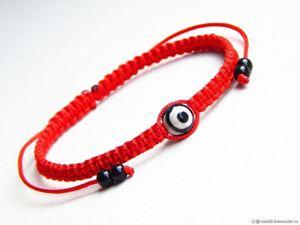 Открытие нового магазина браслетов  «Красная нить». Ярмарка Мастеров - ручная работа, handmade.
