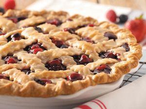 Ташины рецепты: Постный пирог с ягодами. Ярмарка Мастеров - ручная работа, handmade.