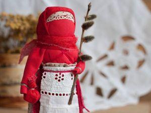 Создаем Пасхальную куклу к Светлому празднику. Ярмарка Мастеров - ручная работа, handmade.