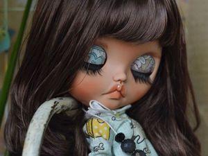 Zoe. New Girl. Custom Blythe. Ярмарка Мастеров - ручная работа, handmade.