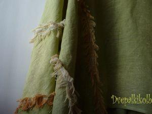 Как сделать бахрому из ткани. Ярмарка Мастеров - ручная работа, handmade.